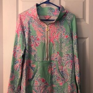 Lilly Pulitzer popover!